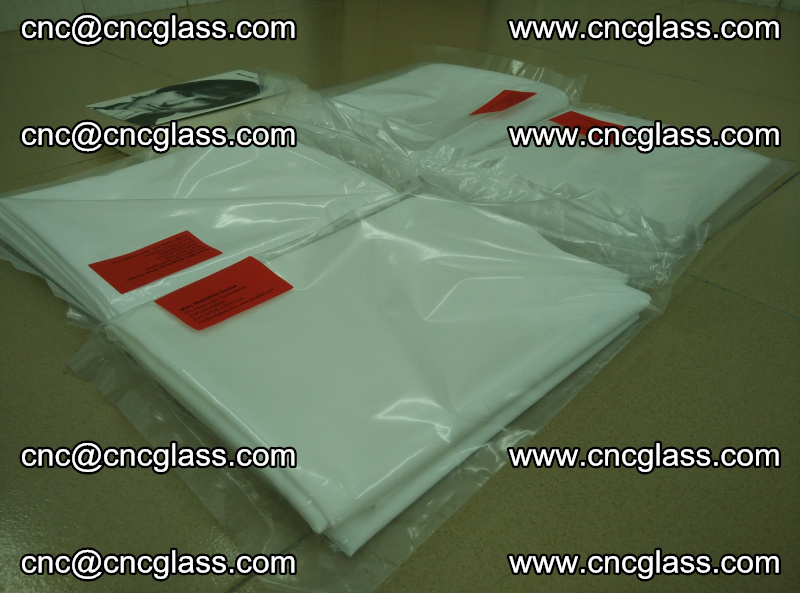 EVA foil for safety laminated glass, white eva foil (19)