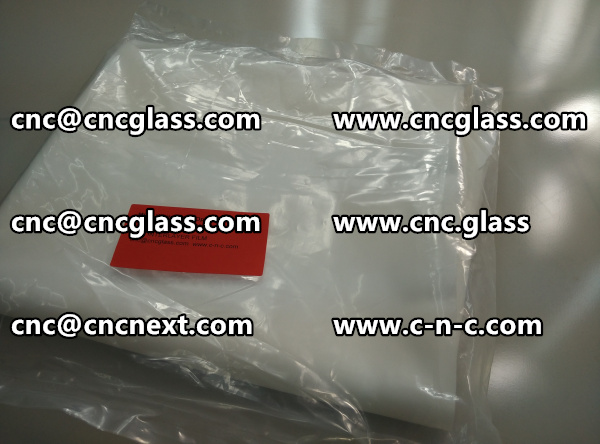 EVA film is widely used in glass laminating for safety and decoration purpose (4)