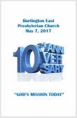 2017-05-07 Bulletin