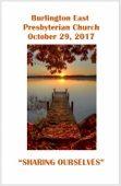 2017-10-29 Bulletin