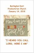 2018-01-14 Bulletin