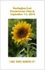 2019-09-15 Bulletin