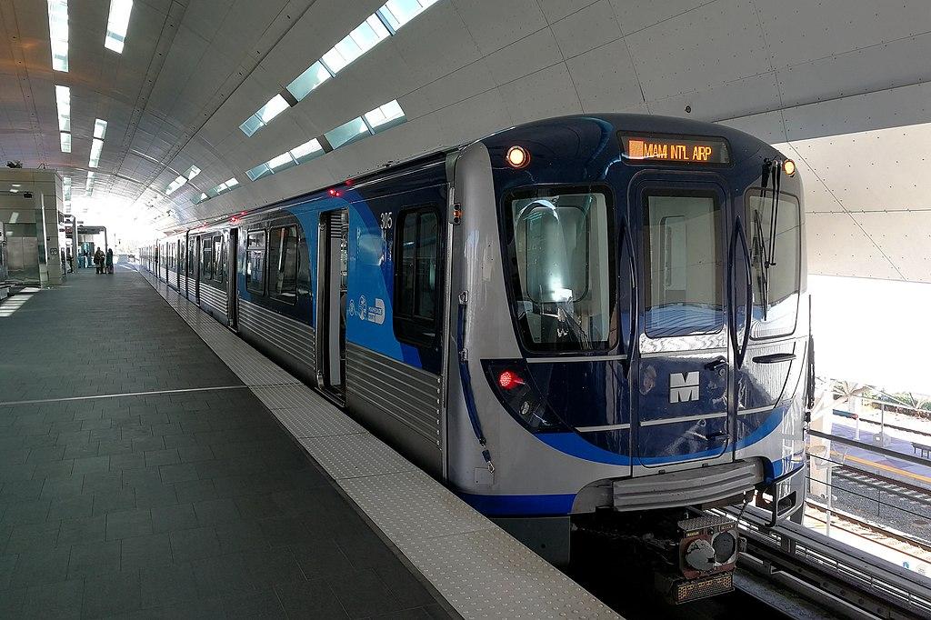 Miami Beach Metrorail