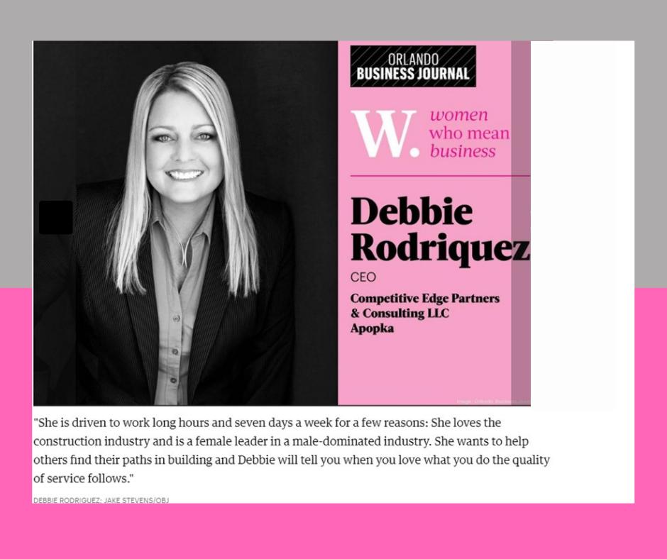 Debbie Rodriguez