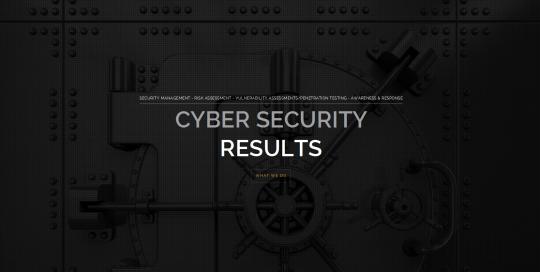 Argus Technology Associates website by ProSite Web Design in Baltimore