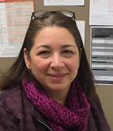 Dr Inas Hegazi