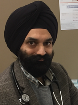 Dr Baljinder Singh