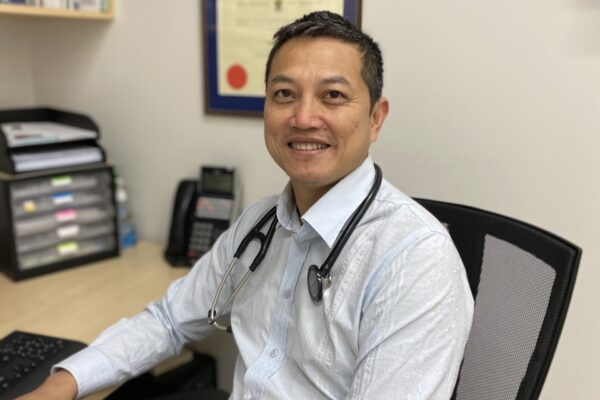 Dr Huy Vo