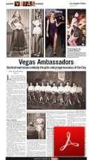 las vegas cocktail waitresses article aleza freeman