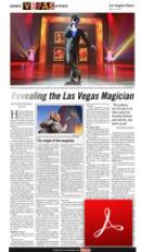 las vegas magicians article aleza freeman