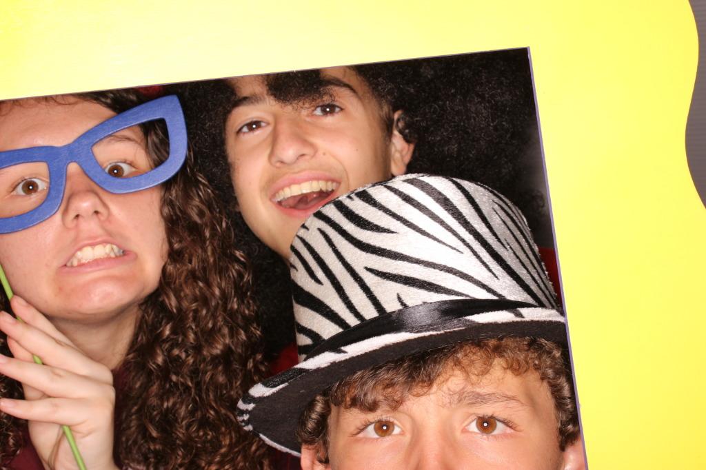 bat mitzvah photo booth rental