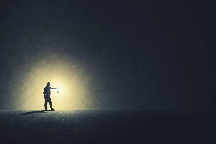 Facing Fear's Shadow