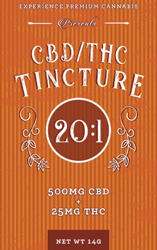 EPC CBD and Cannabis Tinctures