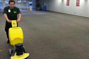 CARPET CLEANING INDUSTRY