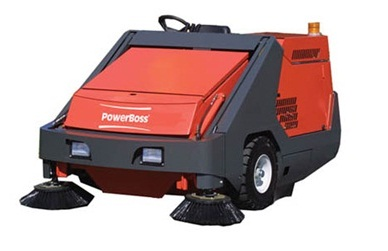 Parking Lot Cleaning Equipment