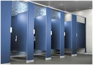 Restroom Partitions & Lockers