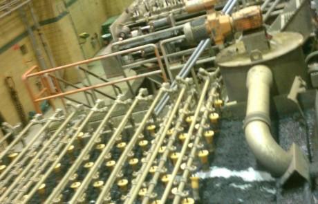 Refurbishment of Belt Filter Presses