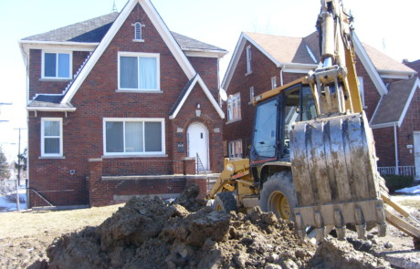 Construction Management for Water System Improvements