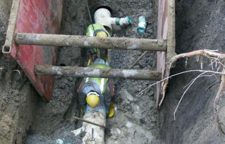 Rehabilitation of Existing Circular and Non-Circular Sewers