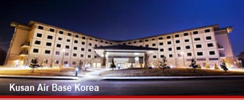 Kusan Air Base, Korea