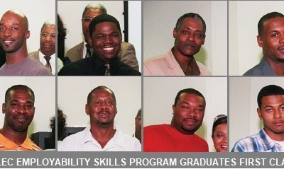 LEC EMPLOYABILITY SKILLS PROGRAM GRADUATES FIRST CLASS