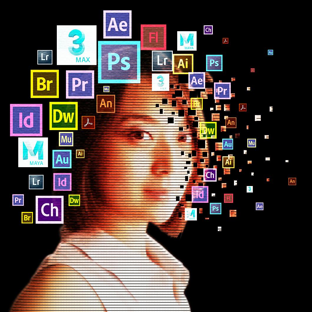 数码艺术-Swan老师