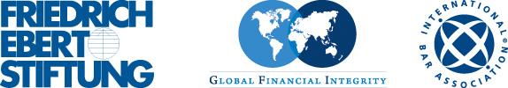 FES, GFI, and IBAHRI Logos