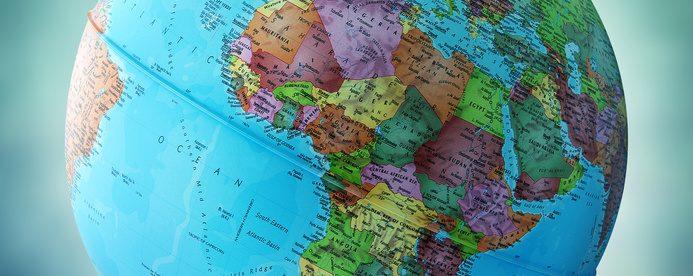 Africa on Globa