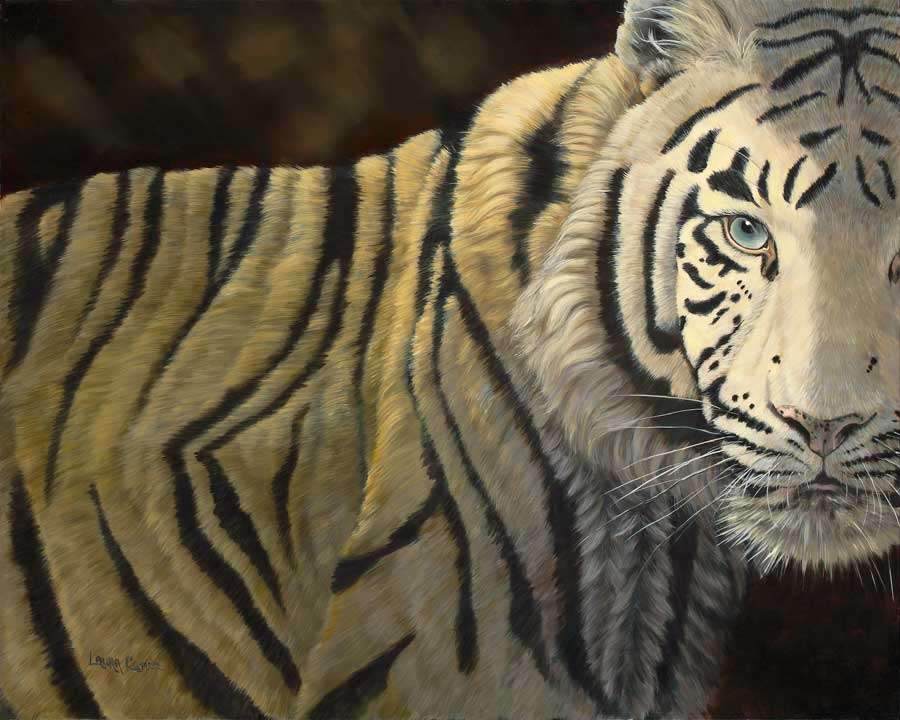 Wildlife Art by: Laura Curtin