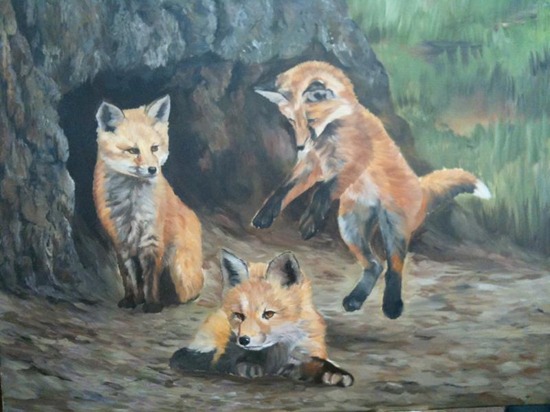 Original Artwork by: Laura Curtin