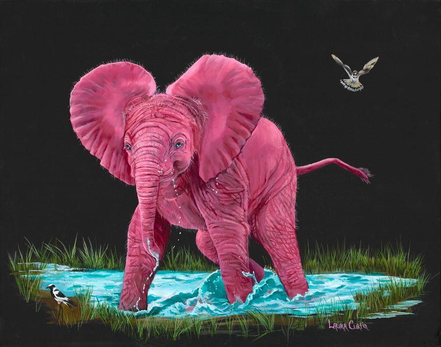 Water Fun by: Laura Curtin