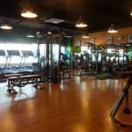 Gym Floor ladies only gym