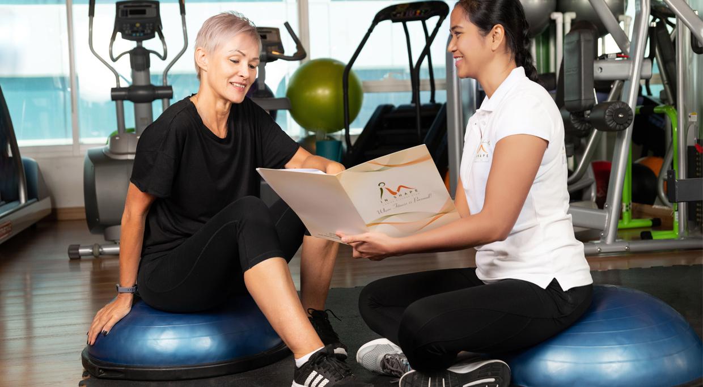fitness assessment gym dubai