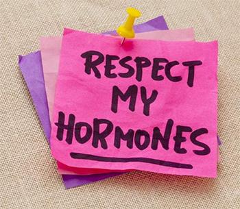 women hormones