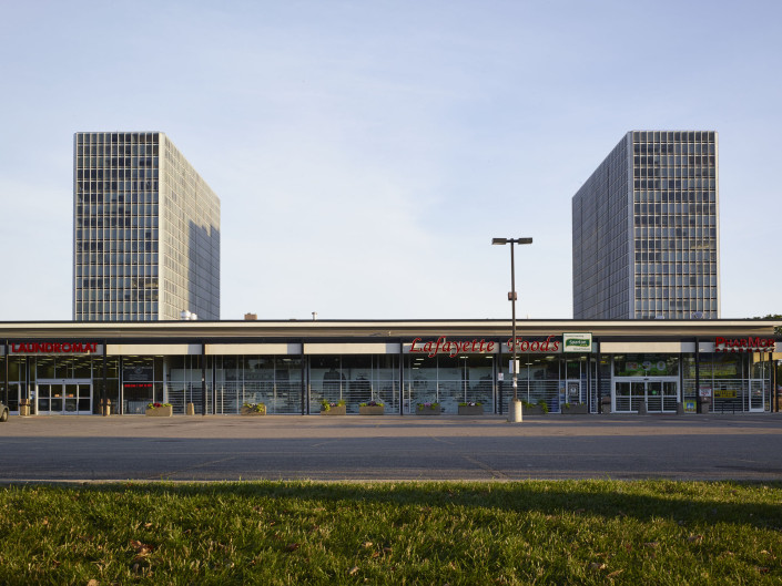 Detroit's Mies van der Rohe