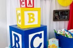 ABC Party Theme