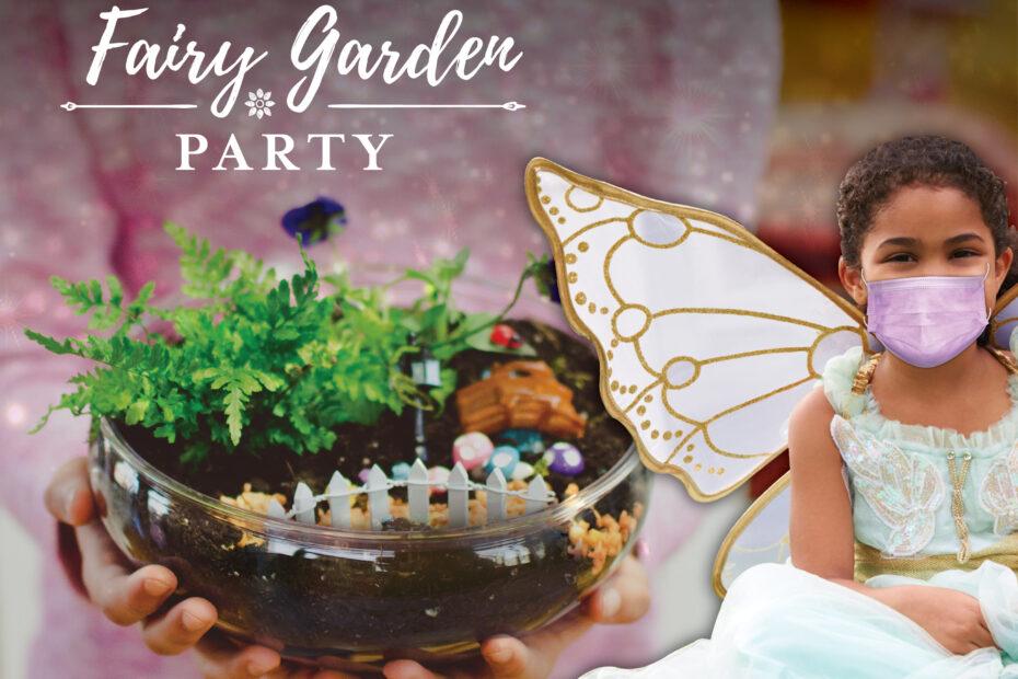 Fairy Garden Part at Tiny Town