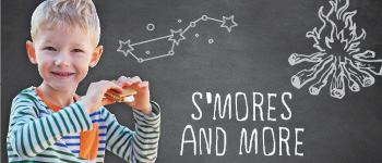 Tiny Town Summer Camp 2021: S'Mores and More
