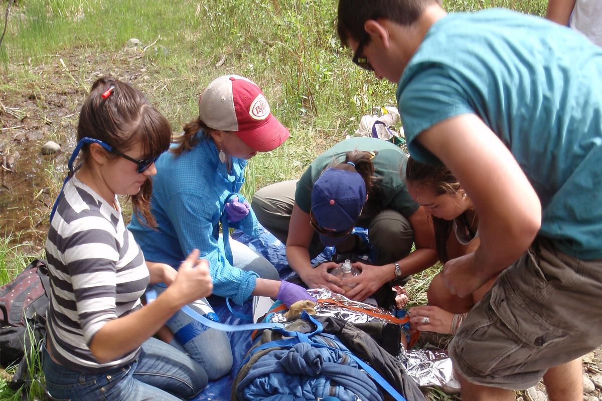 Wilderness Courses in Telluride Colorado