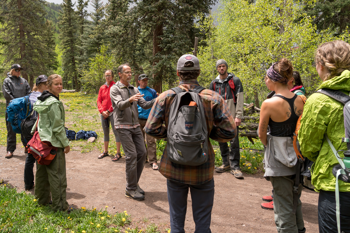 Basic Wilderness Courses in Telluride Colorado