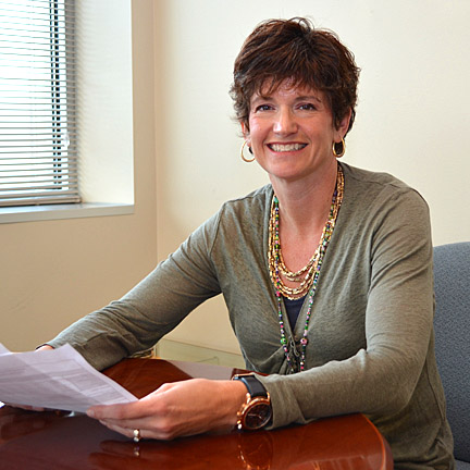 Kaye-Smith Chief Financial Officer Joan St. Marie