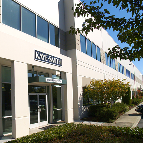 Current Kaye-Smith Office In Renton