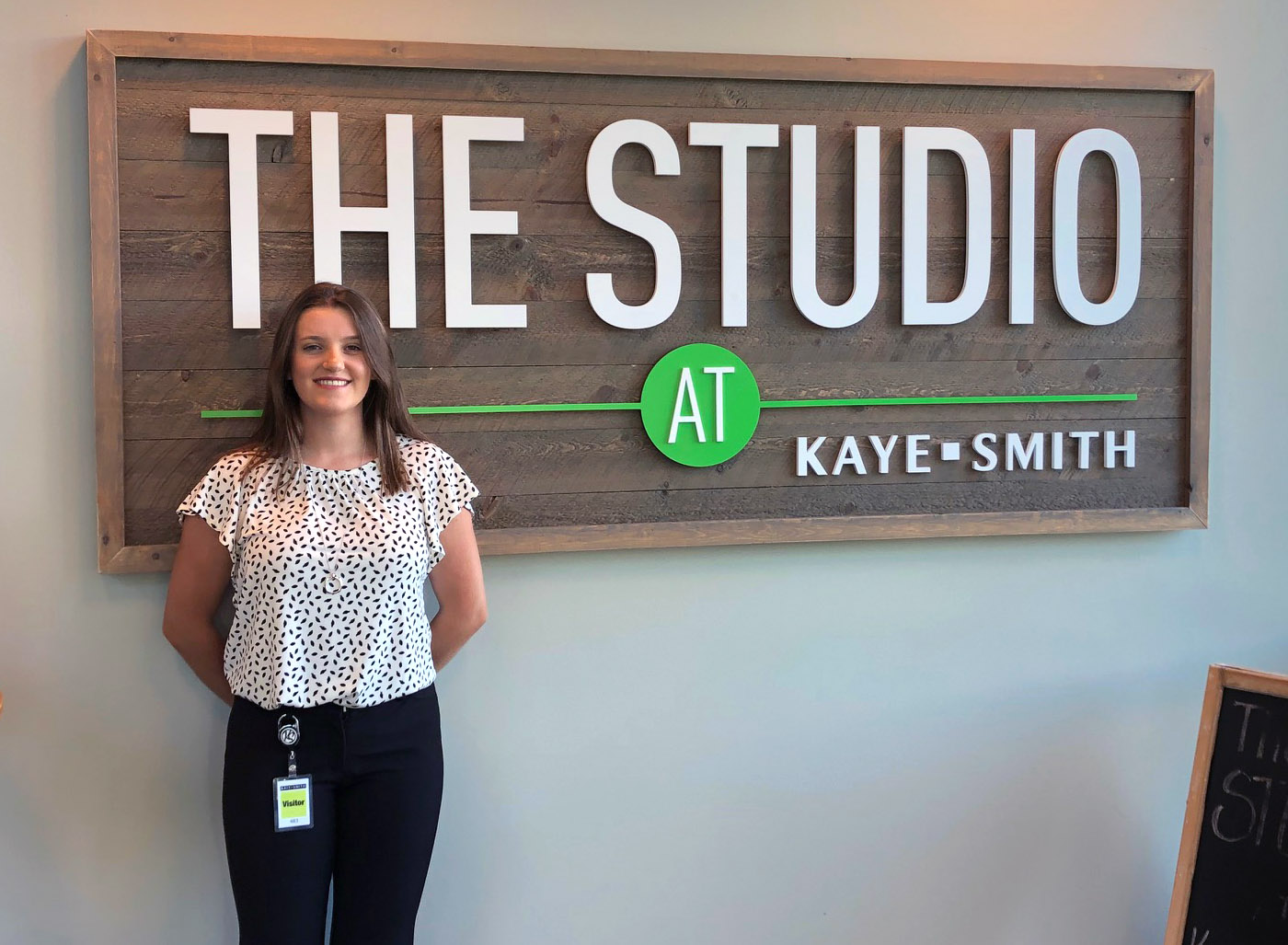 Student Job Shadow: A Day With Our Creative Director, Patti Morisset