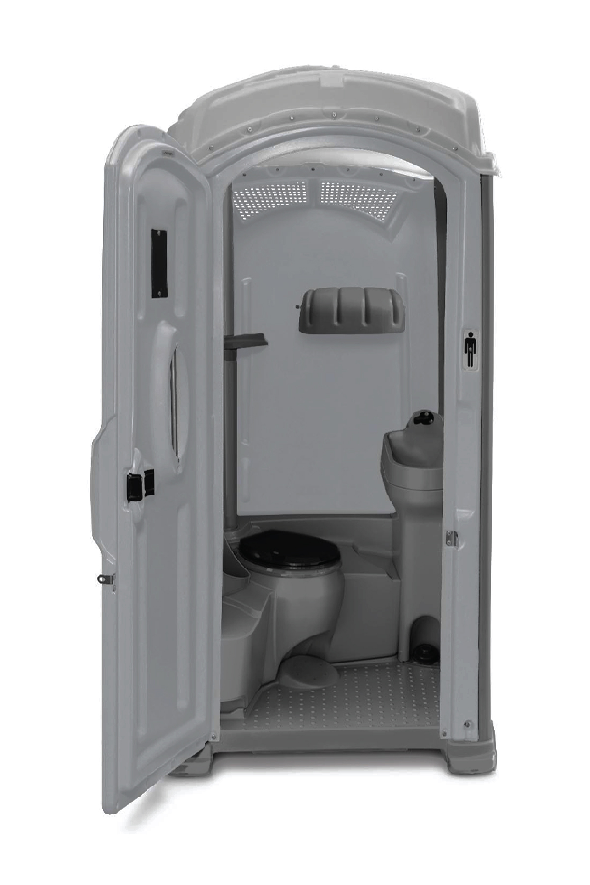 Flushable Porta Potty Detroit Ann Arbor Lansing