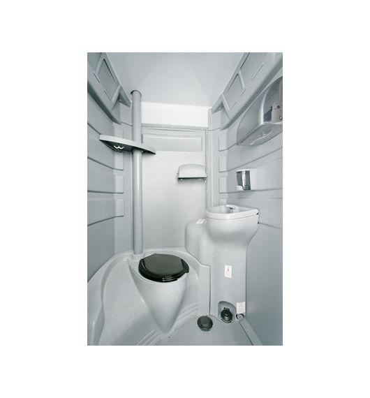 The Fleet Flushable Upscale Portable Toilet
