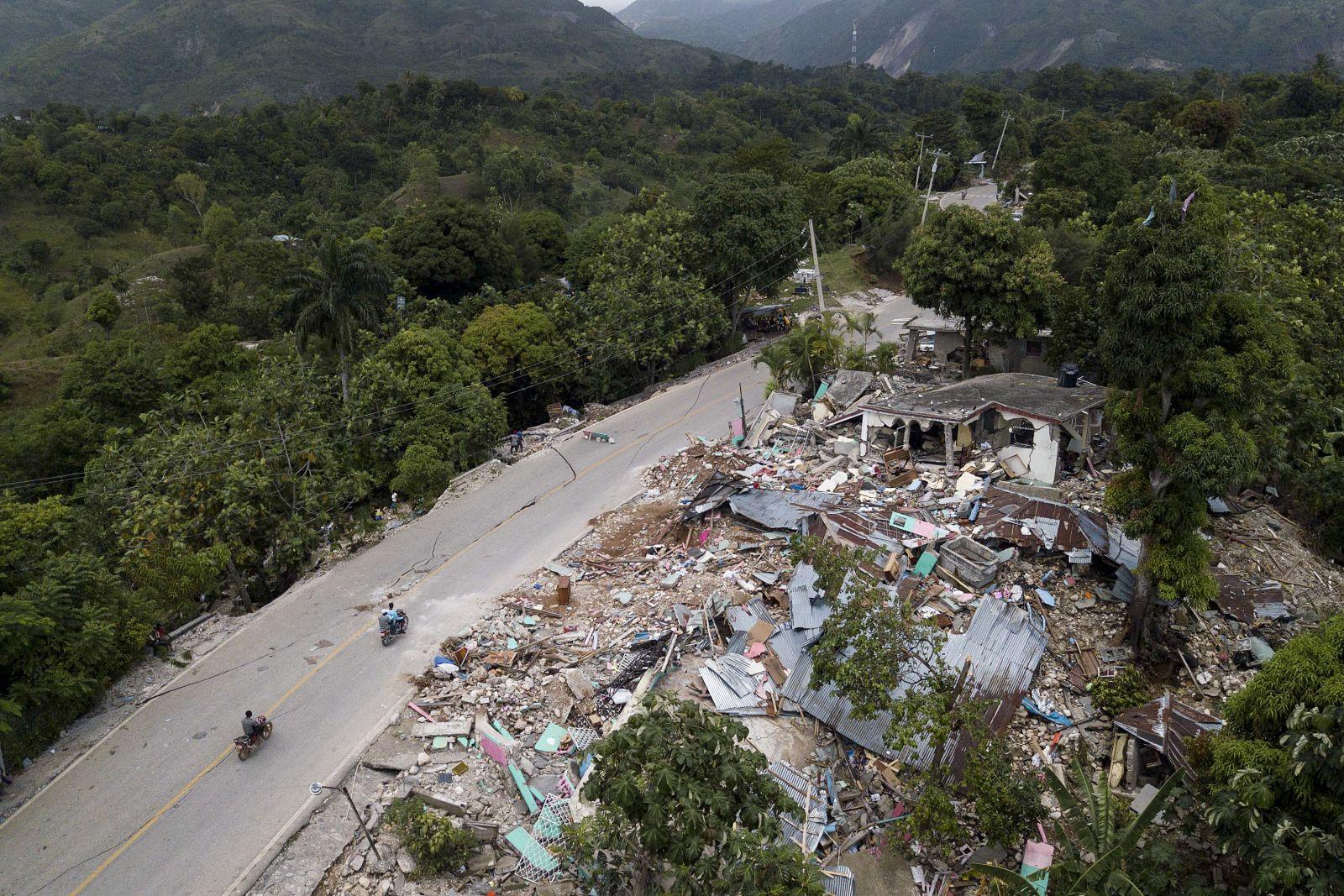 Let Us Come Together: Haiti Deserve a Future!