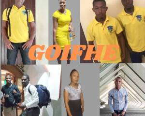 Recipients of Goifhe Scholarship