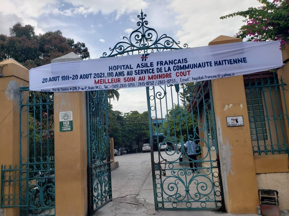 Asile Francais Hospital Haiti
