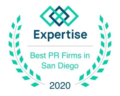 Chemistry PR Named Best PR Firm in San Diego