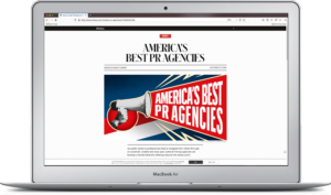 Forbes Best PR Agencies